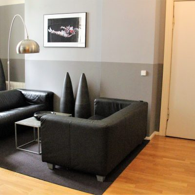 Lounge grau